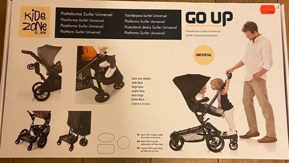 Ремарке за детска количка универсално