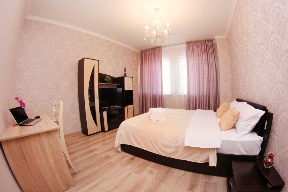 2-комнатная квартира в ЖК Шахристан рядом с Мегой