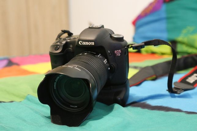 Canon EOS 7D-Full body kit