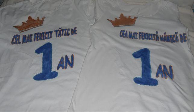 Vând tricouri personalizate