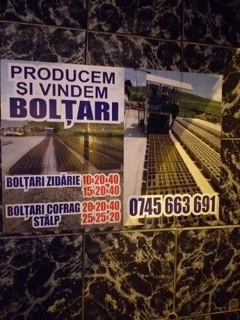 SC.BOLTARUL BUCURA SRL, Producem și vindem boltari zidărie
