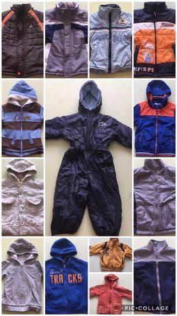 Есенно-зимни детски якета и суичъри