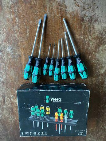 Surubelnite WERA + kraftform