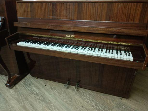 Пианино RONISCH. Германия. С доставкой и настройкой.