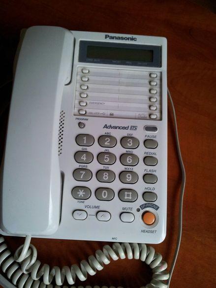 Перфектен стационарен телефон Panasoniк! Намален!
