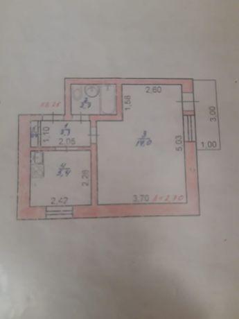 Квартира однокомнатный сдам