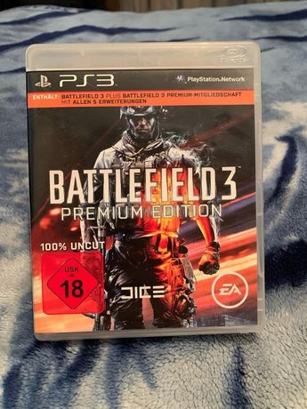 Battlefield 3 - Battlefield III - PS3 - Playstation 3- PS 3