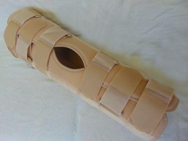 Orteza de genunchi fixa ORLIMAN,marime universala, lungime 50 cm