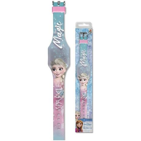 Ceas digital LED Frozen SunCity si alte personaje Disney