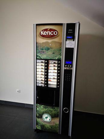 Поставяне на вендинг автомат срещу заплащане на наем от моя страна