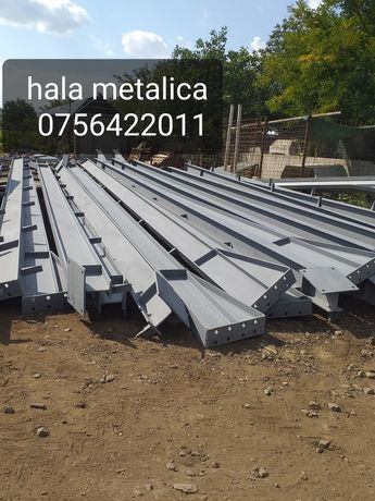 Vand hală metalica 12m×25m×4m
