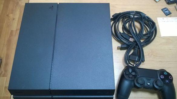 Sony PS4 модел 1216 с гаранция!