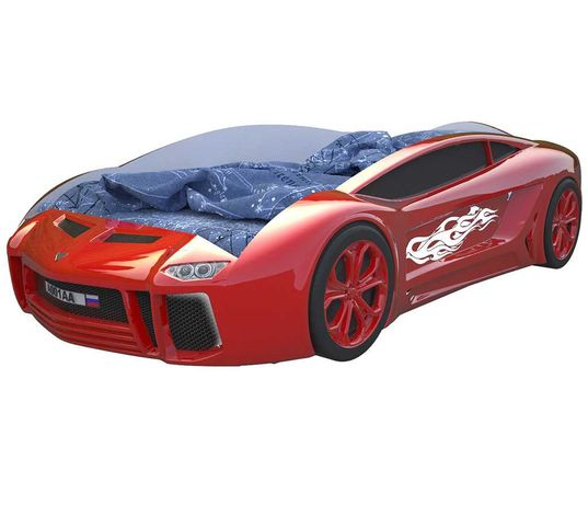 Детская кровать машина Ламба