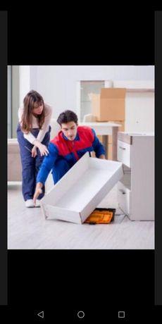 Мебельщик сборка и Разборка мебель