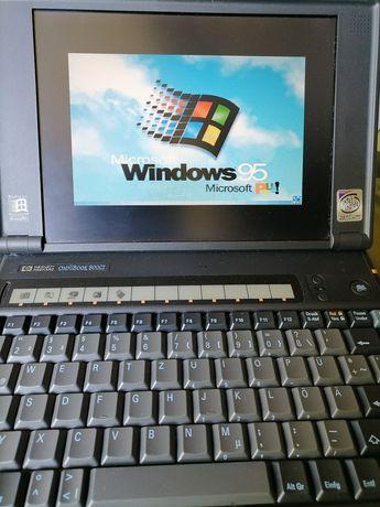 HP omnibook 800ct vintage, colecție