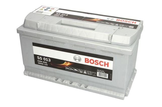 Baterie Auto Bosch S5 12V 100AH 830A