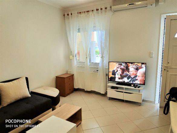 На море в Гърция: Апартамент с 1 спалня до 4души/46Е до плажа в Офрин