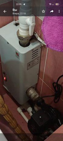 Система отопления , электро ,