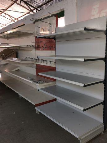 Raft / Rafturi metalice Supermarket, Mobilier magazin alimentar, Tego