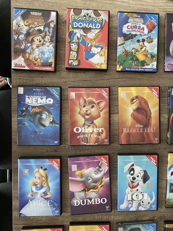 Dvd desene animate