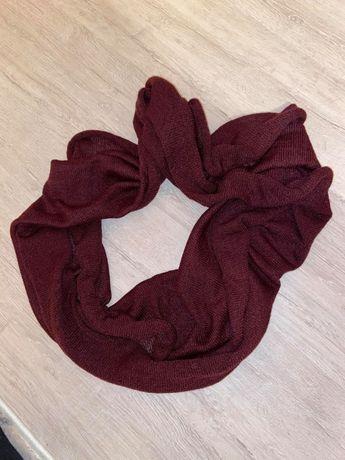 Дамски лилав шал
