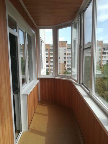 Обшивки балконов под ключ изготовление пластиковых окон