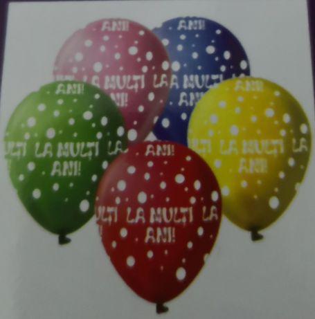 "Baloane ""La Multi Ani"" 10 buc"