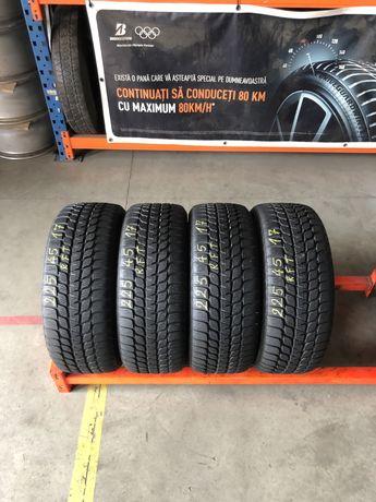 Anvelope iarna 225/45/17 Bridgestone Blizzak LM-25 RFT 225 45 17 R17