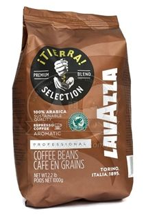 Cafea boabe Lavazza Tierra Selection, 1 kg