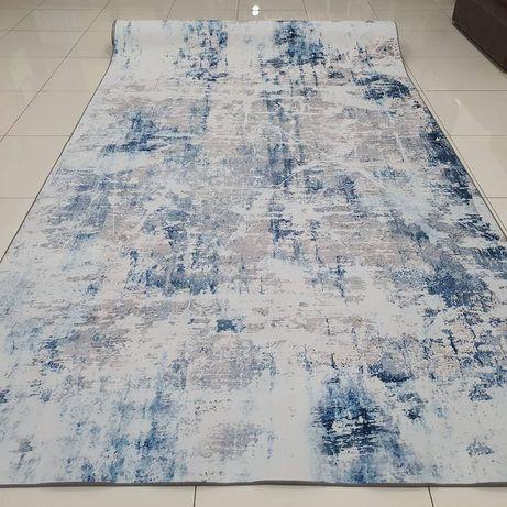 Коврик в рулоне модная потертость, ковер 100, 160, 180 см и 2 метра