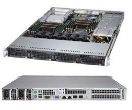 СЕРВЕР Supermicro 2x e5-2620v2/ 64Gb RAM/1x 5Tb/2x 750W Гарантия