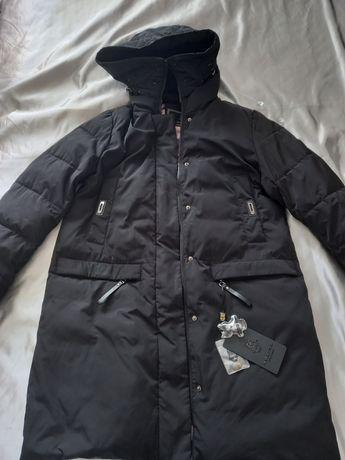 Куртка зимняя теплая куртка