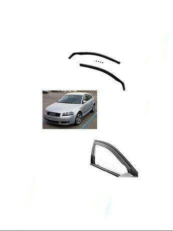 Ветробрани Audi A3 (2004-2012)- 2/3 врати-   (2бр. в комплект)