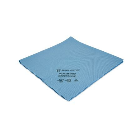 Професионална кърпа за прозорец Green Master Group, 40/40см.
