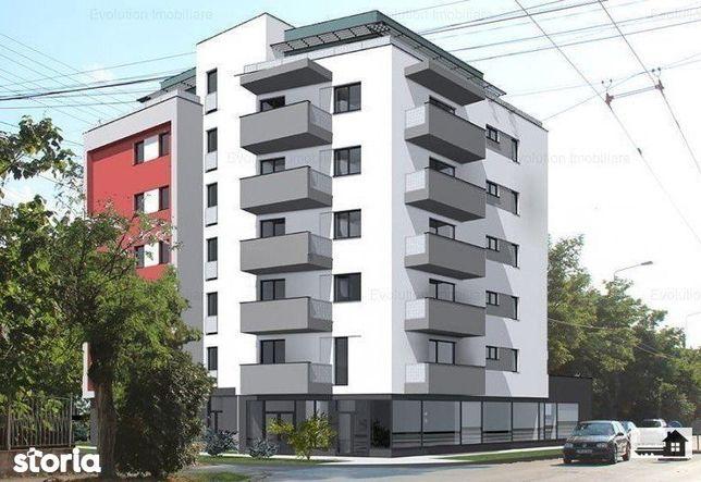Bloc nou! Zona Dambovita I Apartamente cu 2 camere I Lift I Clima