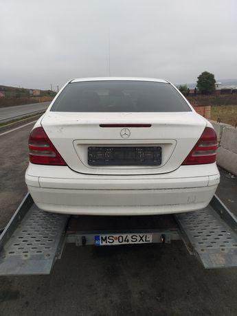 Piese de Mercedes tip 203 C200 cdi an 2003 Motor 2.2 cdi diesel