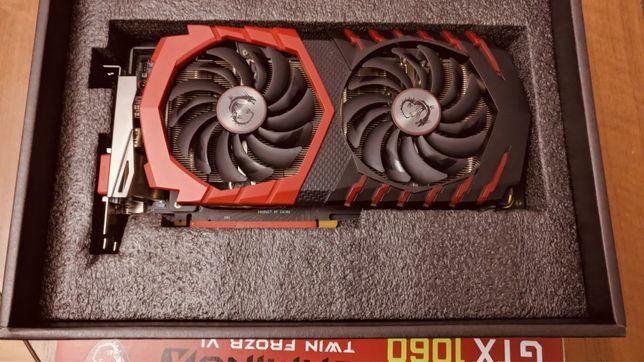 Msi GTX 1060 3GB Gaming X Игровая Видеокарта в Идеале