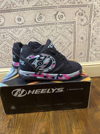 Кросовки heelys