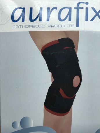 Колянна ортеза с метални опори / стабилизатор за коляно