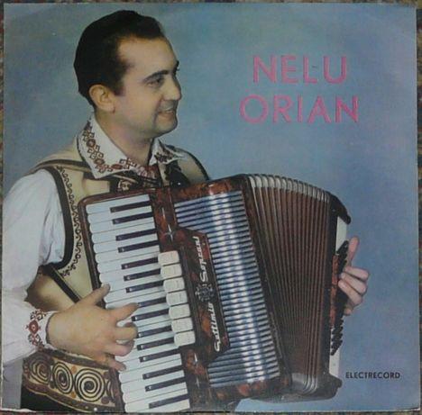 vinil Nelu Orian -acordeon 40, EPE 01332,VG+,solicitati lista populara