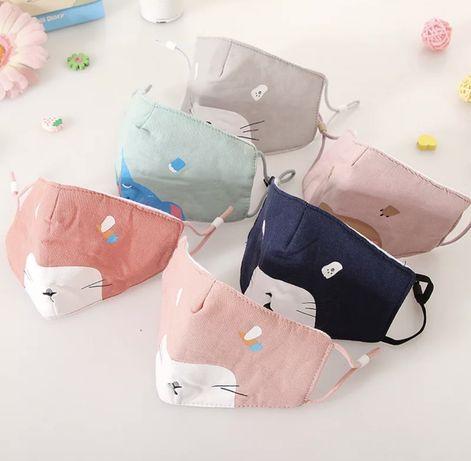 Masti de protectie pentru copii