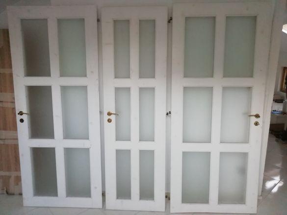 Интериорна врата