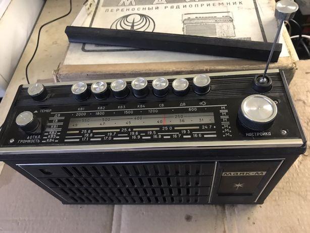 Радиоприемник Маяк