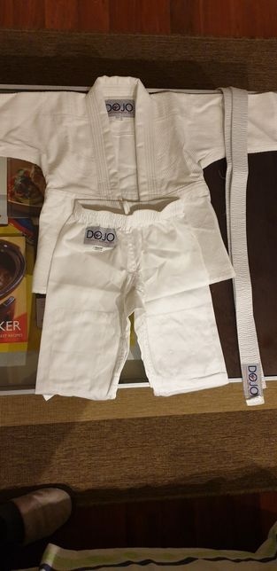 Marțial arts judo costum copil
