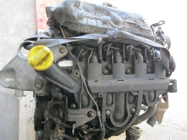 Motor COMPLET 2,2DCI*G9T710*110Kw/150CpEu3MASTER-139000kmESPACE4Franta
