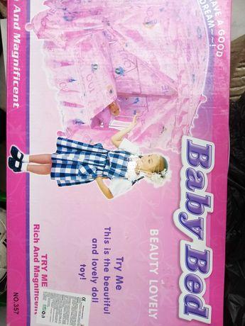 Продавам легло за кукли