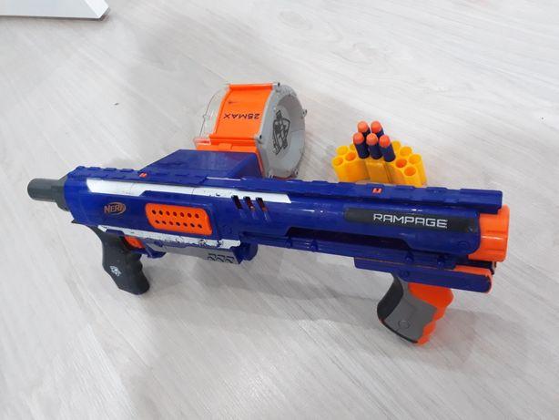 Пистолеты Нёрф 4 штуки
