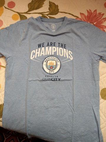 Тениска Манчестър Сити