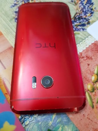 Htc 10 Camelia RED limited edition