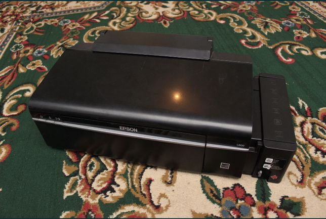 Принтер л 800 продам СНПЧ струйный 805 фото фотографии печать